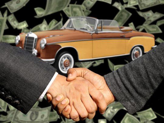 prodej aut