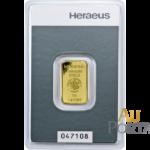 Investiční zlaté slitky a stříbrné mince jako dárek