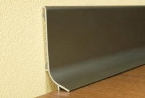 Soklový hliníkový profil
