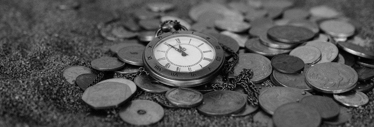 mince a hodinky